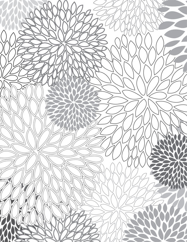 crazy design coloring pages - photo#21