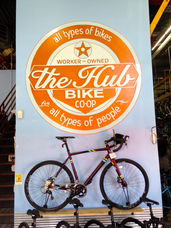the hub bike coop - shorts and longs - julie rybarczyk