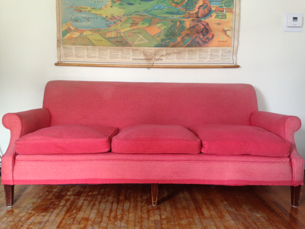pink couch - shorts and longs - julie rybarczyk 31
